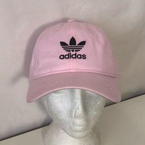 Adidas Womens Fit Logo Adjustable Baseball Cap